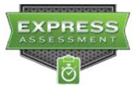 express assessment logo